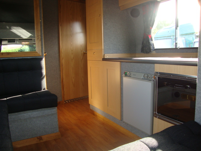 Luxury Horseboxes